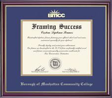 Bmcc Help Desk Email by Diploma Frames Borough Of Manhattan Community College Cuny