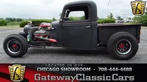 100 36 Ford Truck 19 Rat Rod For Sale At Gateway Classic Cars Chicago