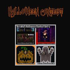 Halloween Event Terraria Mobile by Official 2014 Relogic Terraria Halloween Contest Entry Thread