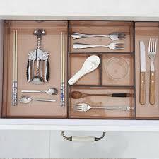 besteckkasten schubladen organizer küchenorganizer aus