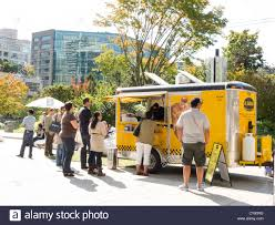 Food Truck, Vancouver, Canada Stock Photo: 51214676 - Alamy Moms Grilled Cheese Food Truck Streetfood Vancouver Society Qe Pod Disbanded Eater False Creek View Retired And Travelling K J Schnitzel Post Trucks All Over Evalita On The Go Meals Wheels The 22 Best Trucks Worldwide Loving Hut Express Cart British Columbia Festival 2015 Instanomss Nomss 00017 Culinary Tours 14 Places To Fall In Love With Canada