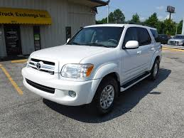 2006 Toyota Sequoia - 4718 | Memphis Truck Exchange | Used Cars For ... Toyotas Biggest Suv Still Fills The Bill Wheelsca New 2018 Toyota Sequoia Sr5 In Nashville Tn Near Murfreesboro Preowned 2008 Sport Utility Orem B3948c Wheels Custom Rim And Tire Packages Inside Stunning 2016 Used Toyota Sequoia Platinum 4x41 Owner Local Canucks Trucks What Is Best At Will It Updates Tundra And Adds Available Trd Go Aggressive The Drive For Sale Scarborough 2018toyotasequoia Fast Lane Truck 2011 Platinum Red Deer 2017 Limited 4d