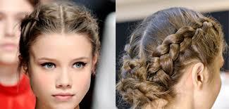 comment cuisiner les chignons de coiffure tendance le chignon natte grazia grazia