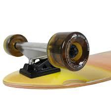 Globe Cruiser Skateboard Chromantic Tequila 33