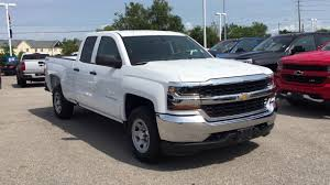 2018 Chevrolet Silverado 1500 Work Truck 4WD Double Cab Summit White ... New 2018 Chevrolet Silverado 1500 Work Truck Regular Cab Pickup 2008 Black Extended 4x4 Used 2015 Work Truck Blackout Edition In 2500hd 3500hd 2d Standard Near 4wd Double Summit White 2009 Reviews And Rating Motor Trend 2wd 1435 1581