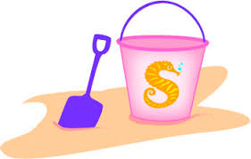 Sand Clipart Beach Bucket3871651