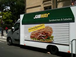 Subway Lance Son 1er Food Truck | Streetplanneur Truck Crashes Into Farmington Subway Nbc Connecticut Semitrailer Crashes Into Restaurant In Platte County Police Elderly Warren Man Struck Killed By Truck On Van Dyke Nation And Rapid Recovery Rooftop Unit Dade Corners Marketplace Fuel Wash Parking Sandwiches 8304 Us Hwy 158 Stokesdale Nc Restaurant Parking Problem Is Tied To Data Avaability Fleet Owner 99 Chevy Silverado Parts Beautiful 1999 Dodge Ram 1500 Pickup Used 2008 Ford F250 Xl 54l 4x4 Inc