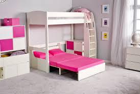 Ava Velvet Tufted Sleeper Sofa Uk by High Sleeper Beds With Sofa Tourdecarroll Com