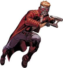 Peter Quill Earth 616 From Guardians Of The Galaxy Vol 3 17 Cover