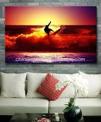 große wand surfen bilder für wohnzimmer buy große wand surfen bilder wandbild für schlafzimmer wand hängen bilder 3d product on alibaba