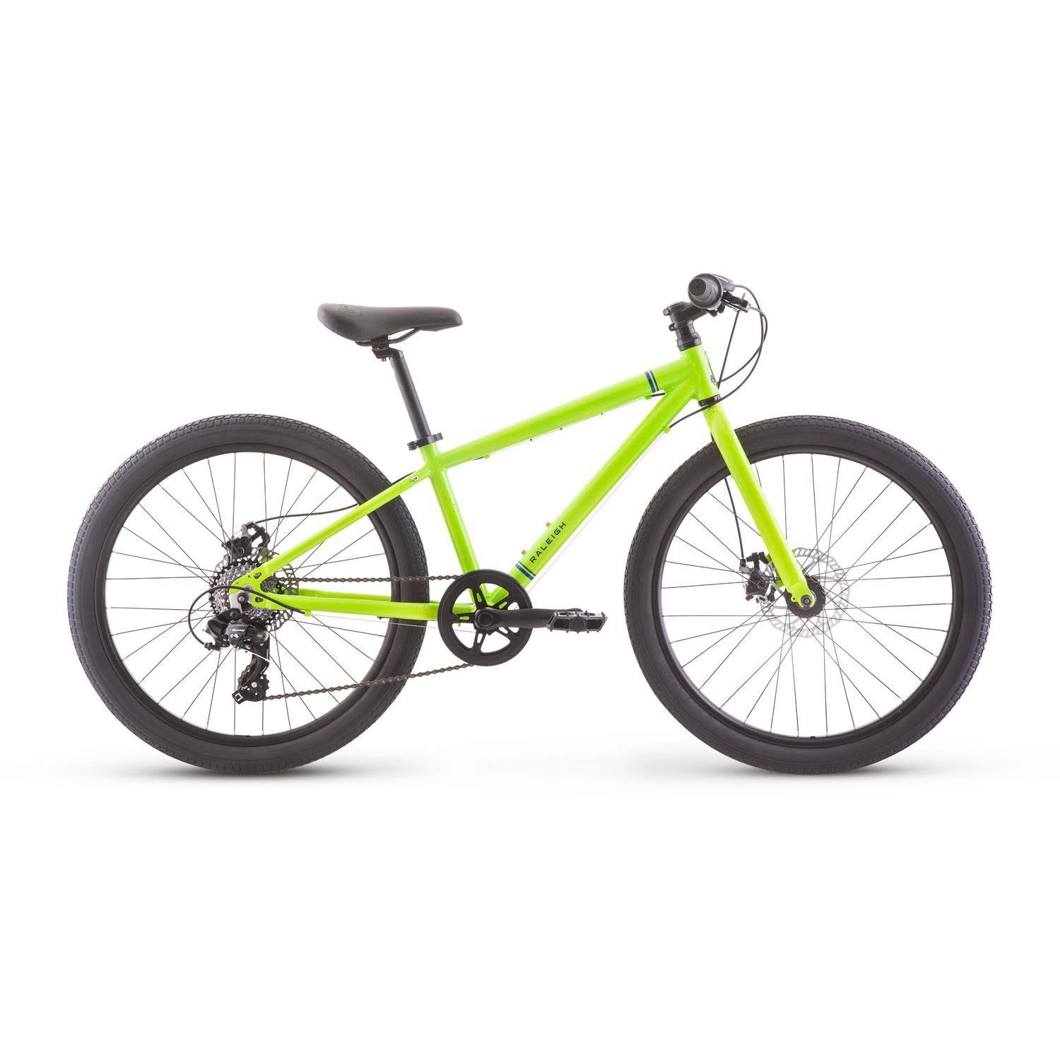 Raleigh Redux 24 - Green - 24-Inch