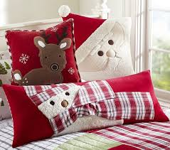 Pottery Barn Decorative Pillows by Christmas Decorative Pillows Pottery Barn Kids Christmas