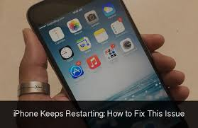 iPhone Keeps Restarting Rebooting How to Fix A Terrible Headache