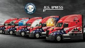 100 Peninsula Truck Lines US Xpress Usxpress Twitter