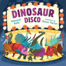 Cake Decorating Books Online by Booktopia Dinosaur Disco By Deborah Kelly 9780857981363 Buy