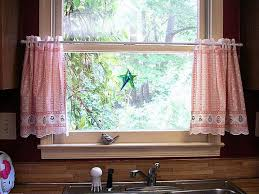 Kitchen Curtain Ideas 2017 by Kitchen Choosing Kitchen Window Curtains Tips Home Color Ideas