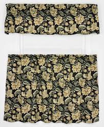 Jacobean Style Floral Curtains by Ellis Window Curtains Sale U2013 Ease Bedding With Style