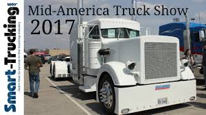 100 North American Trucking MidAmerica Truck Show 2017 YouTube