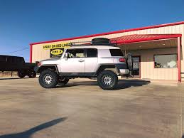 806 Desert Customs - Truck Accessories Store - Lubbock, TX 79423