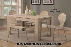 Monarch Specialties 36 X 60 Reclaimed Look Dining Table