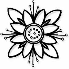 Download Flower Coloring Pages 11
