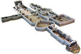 dwarven forge produces another great 3d dungeon set