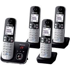 Panasonic KX-TG6824EB Quad DECT Cordless Phone- Speakerphone ... Cisco 7861 Sip Voip Phone Cp78613pcck9 Howto Setting Up Your Panasonic Or Digital Phones Flashbyte It Solutions Kxtgp500 Voip Ringcentral Setup Cordless Polycom Desktop Conference Business Nortel Vodavi Desktop And Ericsson Lg Lip9030 Ipecs Ip Handset Vvx 311 Ip 2248350025 Hdv Series Cmandacom Amazoncom Cloud System Kxtgp551t04 Htek Uc803t 2line Enterprise Desk Kxut136b