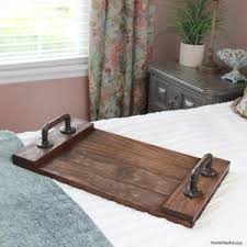 Wooden Trays Have Always Been In Fashion You Can Expect To Shell Out 30 Or More For A Simple Tray If The Comes With Little Bit Of Carving