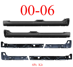 00-06 Chevy SUV 6Pc Inner & Outer Extended Rocker Panel, MrTailLight ... Truck Hdware Ici Rocker Armor Putco F150 Stainless Steel Panels T528405 1518 Chevrolet Crew Cab Pickup Panel Oe Matte Black 14067 Lexing Page 5 Plowsite Panels Dodge Diesel Resource Forums Fileborder Patrol Discovers Narcotics In Cars Iron Bedliner Spray On Rocker How To Install Youtube Plasti Dipped Front Rear Bumpers And Trd Decal Irocz Side Skirts Body Kit 4 Pc 82 For Xpel Gen Other Cool Stuff Virginia Linex