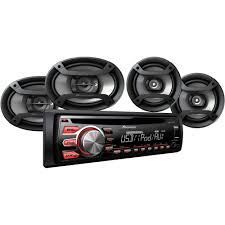 100 Truck Stereo Pioneer 4 Speaker Car Audio System Package Walmartcom