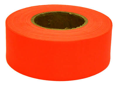 C.H. Hanson Flagging Tape - Orange