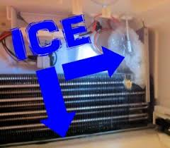 Kenmore Ice Maker Leaking Water On Floor by Fix Whirlpool Maytag Fridge Ice Buildup U2013 Netscraps