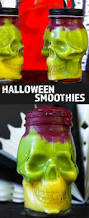 Halloween Candy Tampering 2015 by Easy Colorful Halloween Smoothies Orange Green Purple Vegan