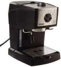 DeLonghi EC155 15 BAR Pump Espresso And Cappuccino Maker Review