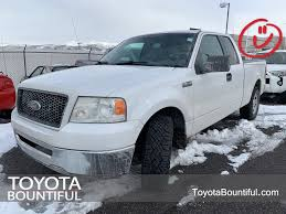 100 2006 Ford Truck Used F150 XL For Sale In Bountiful UT 1FTPX12586KC57185