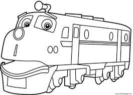 Coloriage Train Thomas Luxe Simple Train Coloring Page Coloring