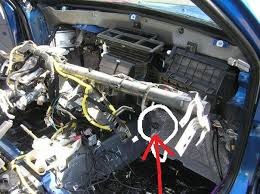 Sink Gurgles When Ac Is Turned On by Slosh Noise In Dash Ac Condensation Drips Inside Car 2009 Kia Spectra