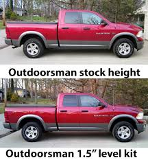 2006-2018 Dodge Ram 1500 Or Dakota 1.5″ Leveling Kit – Auto Spring Corp 52018 F150 4wd Bilstein 5100 Adjustable Leveling Shock Kit F1504wd Zone Offroad 212 F4 3 Body Lift 2 Leveling Kit S Nissan Titan Forum Chevrolet Gmc Ld 1500 Truck Suv Adjustable Front Lift Leveling Kit 062018 Dodge Ram 35 312 Pro Lvadosierracom Options 25 125 811996 Ford 2wd Front Rear Lift 2018 Chevrolet Silverado Fuel Pump Southern Truck Rough Country Community Of 6 44 Chevy Silveradogmc Sierra 072014 Ss F45n