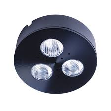 trivue dimmable led puck light recessed downlight armacost lighting