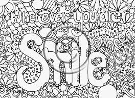 Advanced Coloring Pages Geometric