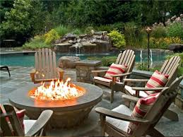 Patio Ideas ~ Outdoor Fire Pit Ideas Backyard Outdoor Fire Pit ... Patio Ideas Home Depot Design Simple Deck Endearing Designs Pictures Cover Plans Tiles Table As Hampton Bay Lynnfield 5piece Cversation Set With Gray Concrete On Fniture With Luxury Small Ding Sets And Fresh Outdoor String Lights Show Diy Before After Of My Backyard Backyard Inexpensive Decks Porch Railing Railings Four White Chairs In Iron Framework Round Glass Over