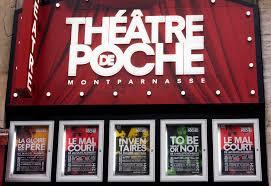 philippe tesson présente le nouveau théâtre de poche montparnasse