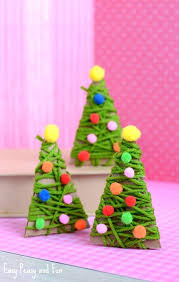 Homemade Ornaments Ideas For Adults Easy Crafts Kids Make