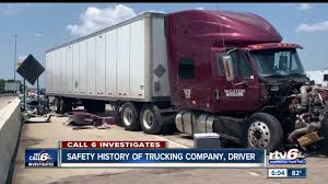 100 Indiana Trucking Jobs CALL 6 Company That Owns Semi In Crash That Killed Mom