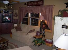 Primitive Living Rooms Pinterest by Primitive Country Decorating Ideas Image Detail For Our Country