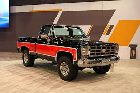 100 Chevy Truck Performance MTSEMA18 S CrazyClean K10 SEMA Showstopper