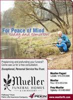 Prey Mueller Funeral Home in Oglesby IL 815 883 8662 Services