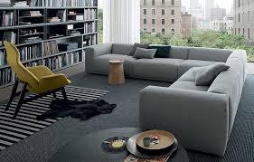 ameublement canapé tissu ameublement canape gris canapé idées de décoration de