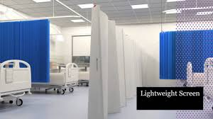 Cubicle Curtain Track Manufacturers by Design For Patient Dignity Lightweight Screen And Curtain Lock