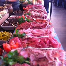 club house vieux port buffet de charcuterie picture of les buffets du vieux port